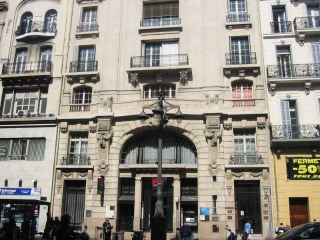 Bureaux a louer en centre ville sur la canebiere 13001 Marseille