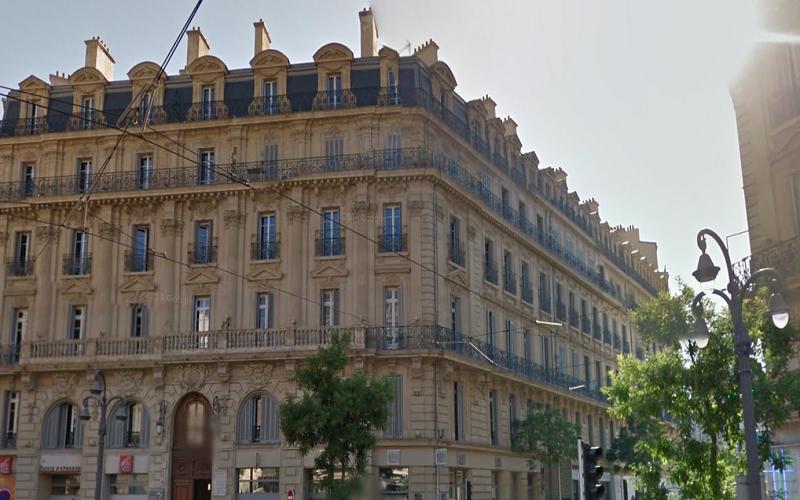 Bureaux neufs à louer secteur république euromed 13002 Marseille