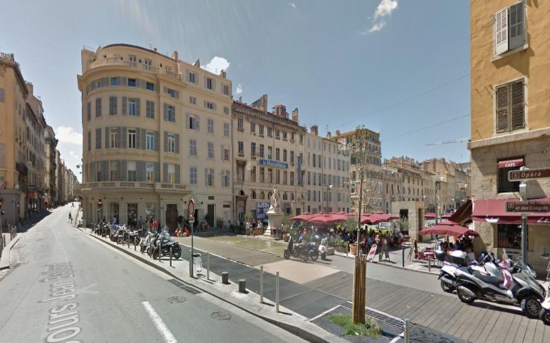 Cession de bail à proximité du vieux port 13001 Marseille