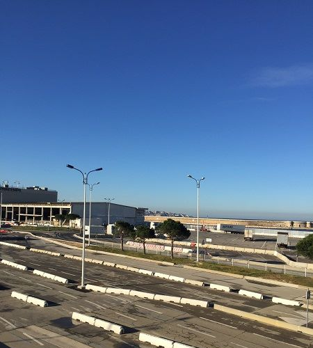 Bureaux à louer quai du lazaret / euromed 13002 Marseille