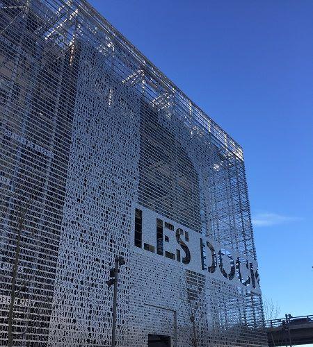 Bureaux à louer place de la joliette 13002 Marseille