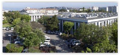 Locaux d'activités à louer dans un parc d'activités 13009 Marseille
