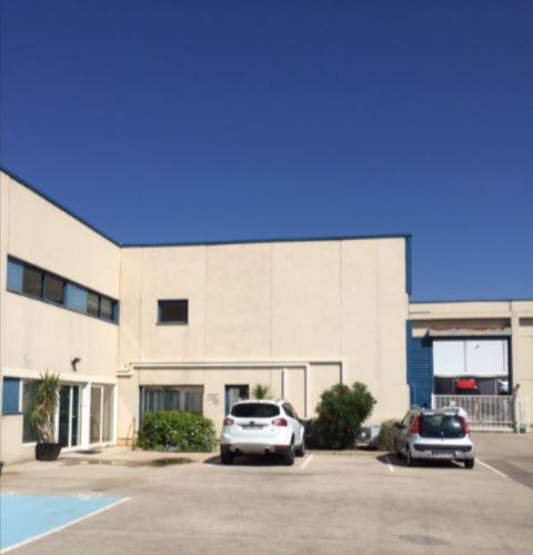 Bureaux à louer en zfu à saumaty séon 13016 Marseille
