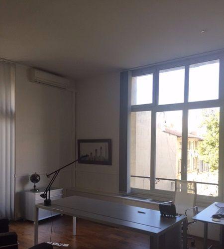 Bureaux à vendre dans un immeuble bourgeois 13006 Marseille