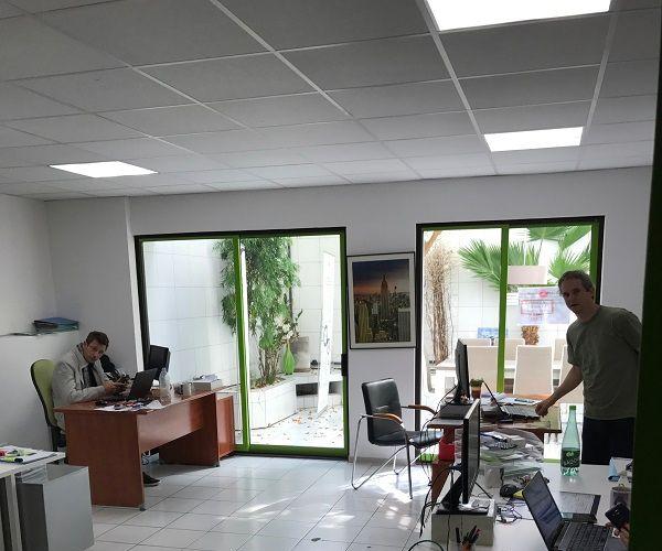 Bureaux à vendre sur le prado 13008 Marseille