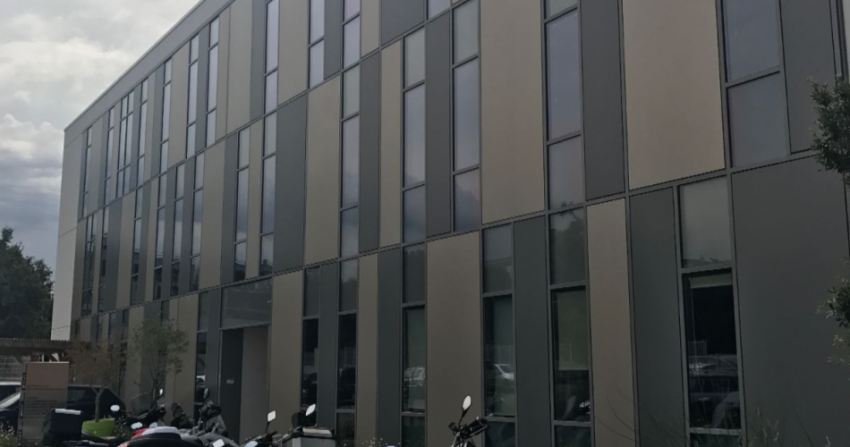 Bureaux neufs a vendre en zone franche saumaty seon 13016 Marseille