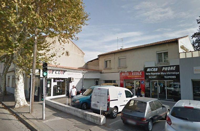 Locaux commerciaux occupés à vendre 13013 Marseille