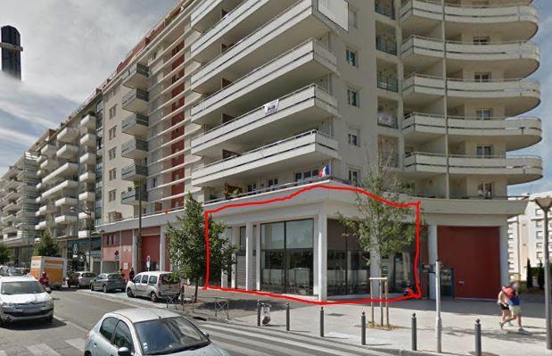 Murs de locaux commerciaux à vendre 13008 Marseille