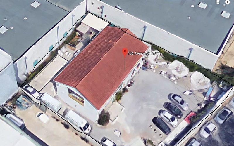 Murs à vendre locaux d'activité ou bureaux 13009 Marseille