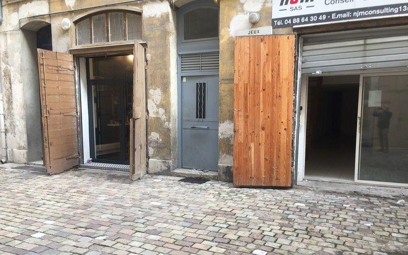 Murs de loacux à vendre répubique 13002 Marseille