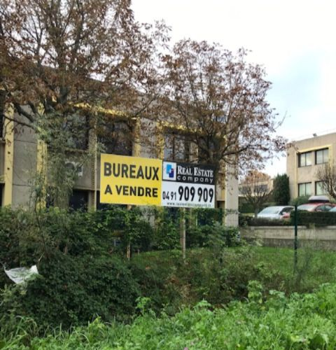 Bureaux a vendre sur le technopole de chateau gombert 13013 Marseille