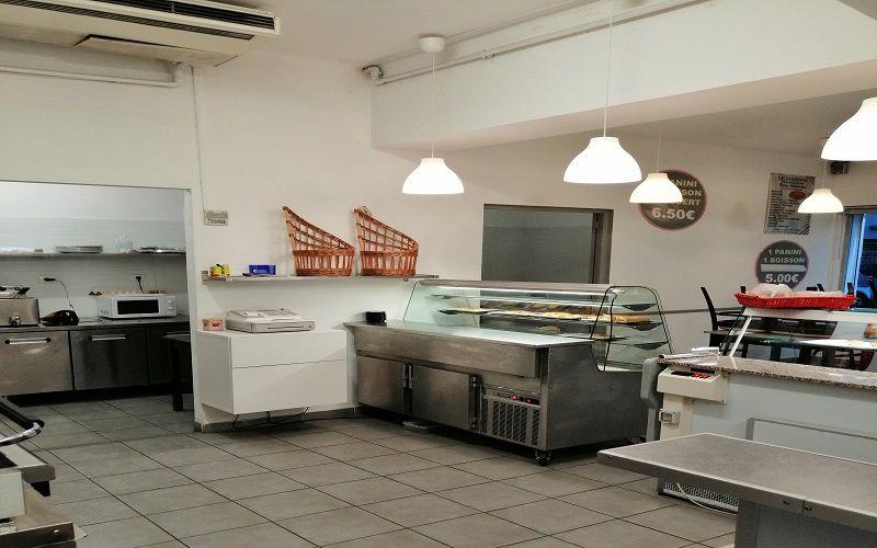 Fonds de commerce de restauration et destockage allimentaire à vendre  13005 Marseille