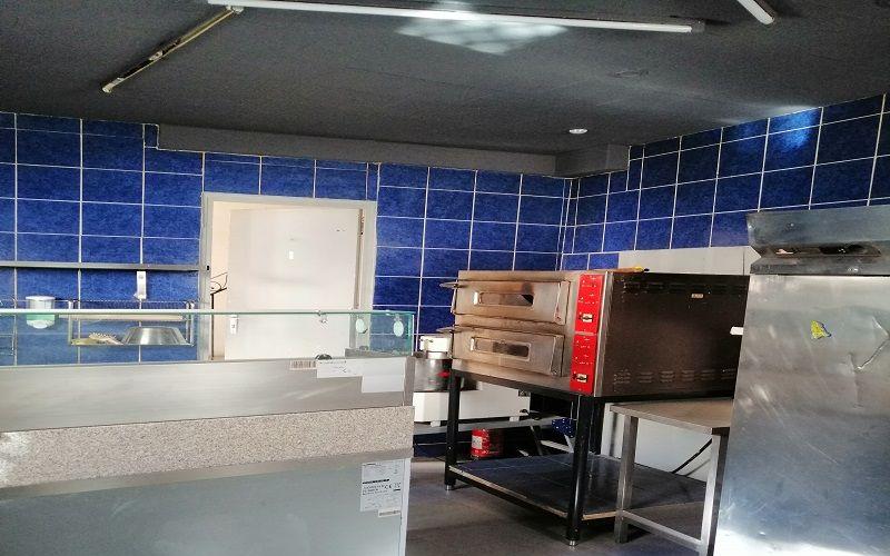 Fonds de commerce de pizzeria à emporter à vendre  13006 Marseille