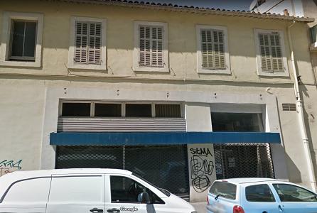 Locaux commerciaux à louer  13006 Marseille