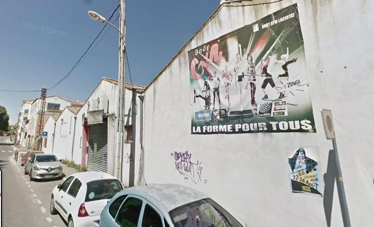 Locaux de plain pied en centre ville 13600 La Ciotat